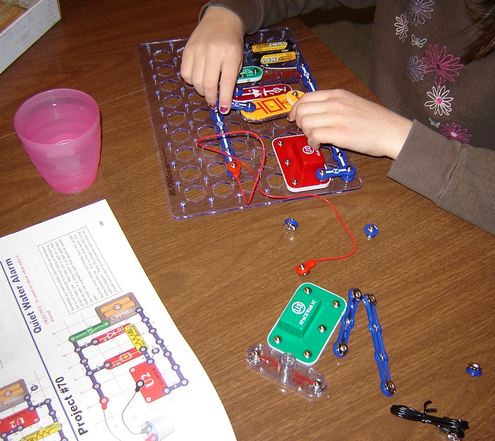 snap circuits water 2