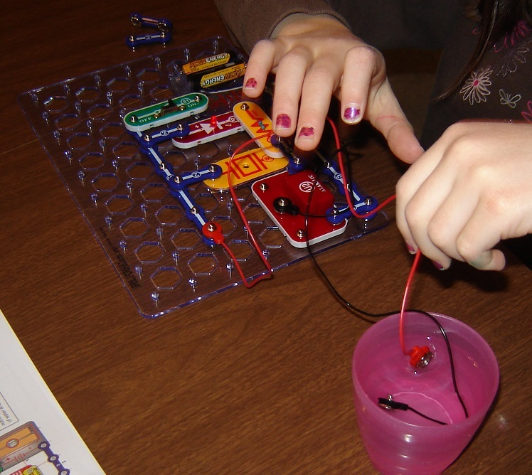 snap circuits water 3