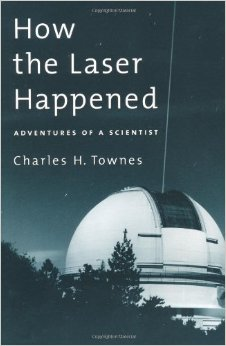 how the laser happened cover