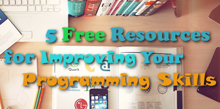5 free resources for improving your programming skills