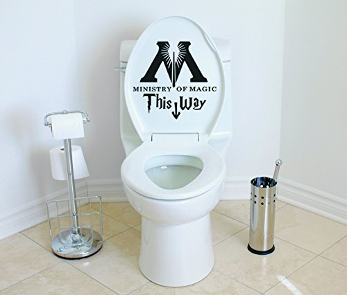 ministry of magic this way
