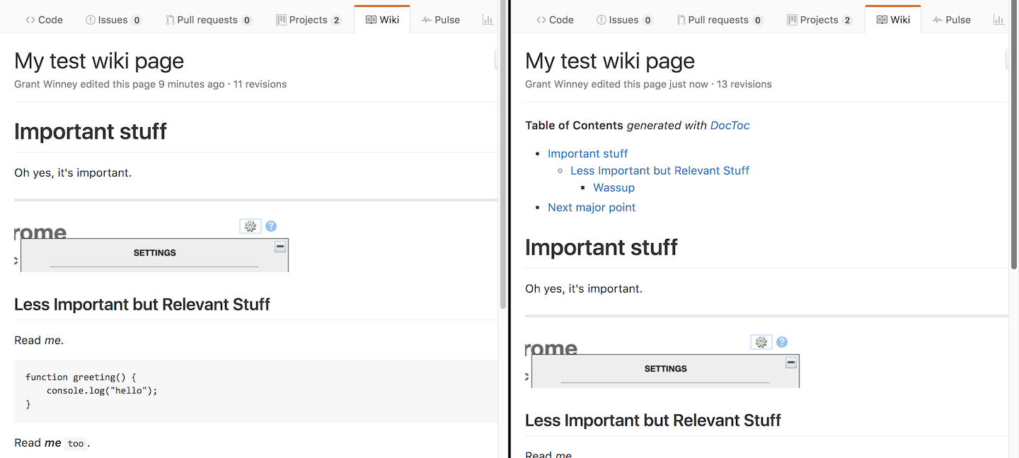 5 Things You Can Do With a Locally Cloned GitHub Wiki