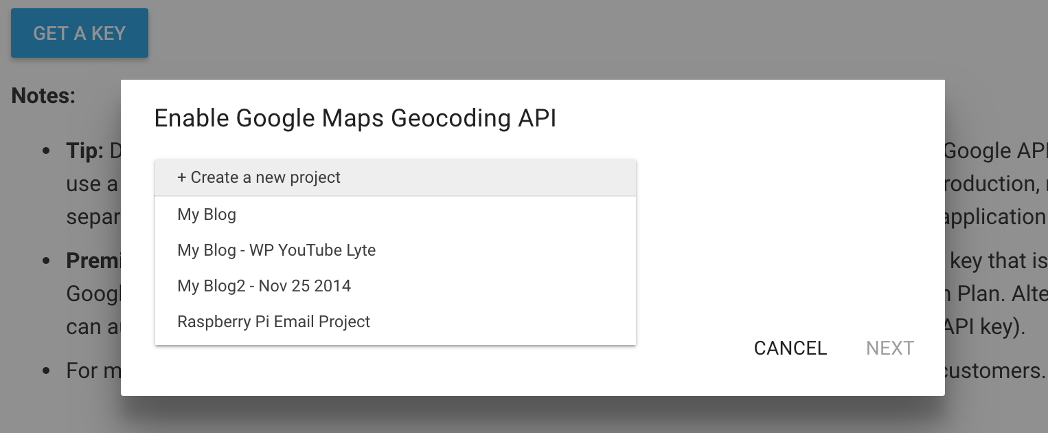 google-maps-geocoding-api---create-project-for-api-key