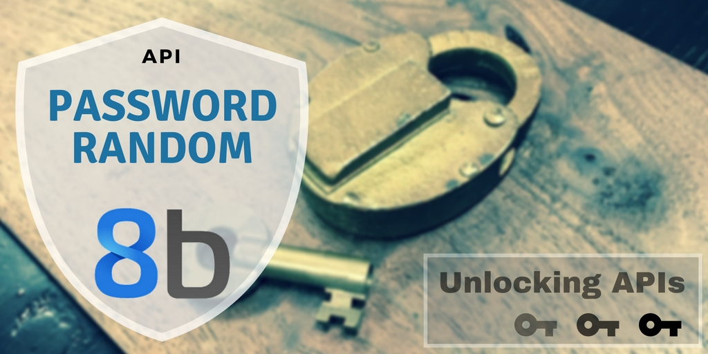 Generating random passwords, numbers and GUIDs with the PasswordRandom API