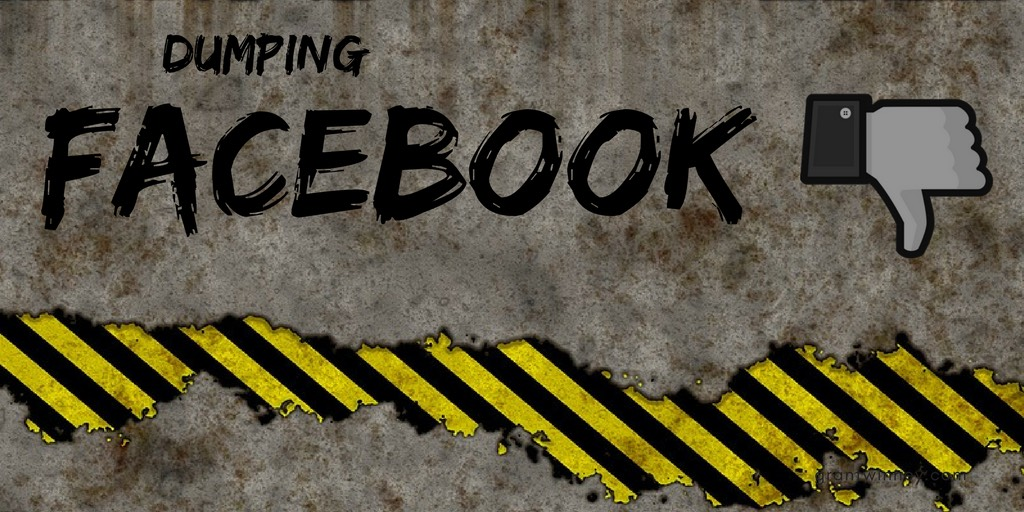 Why I dumped Facebook for good