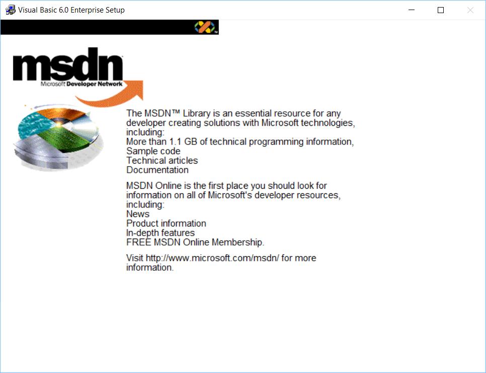 Msdn Download Visual Studio 6 Download MSDN for Visual