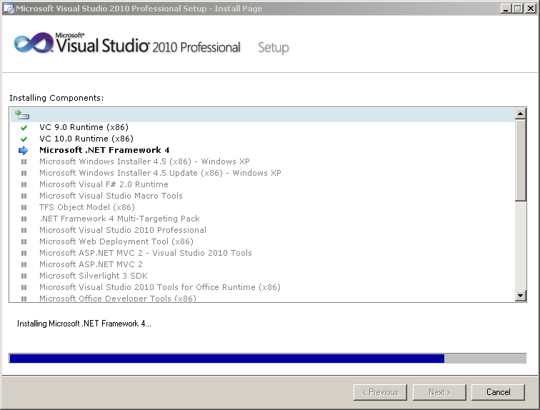 Running Windows XP in VirtualBox