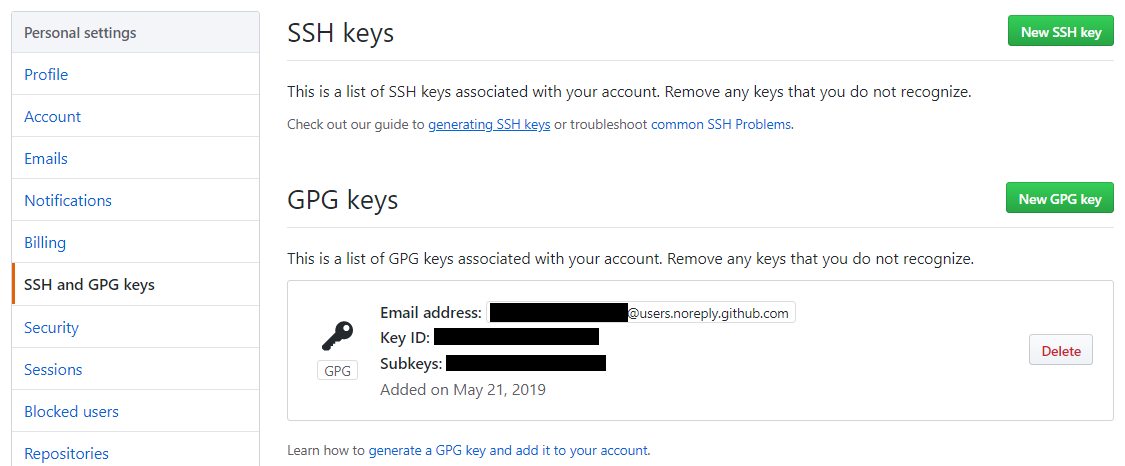 Protecting your GitHub account and keeping your code secure