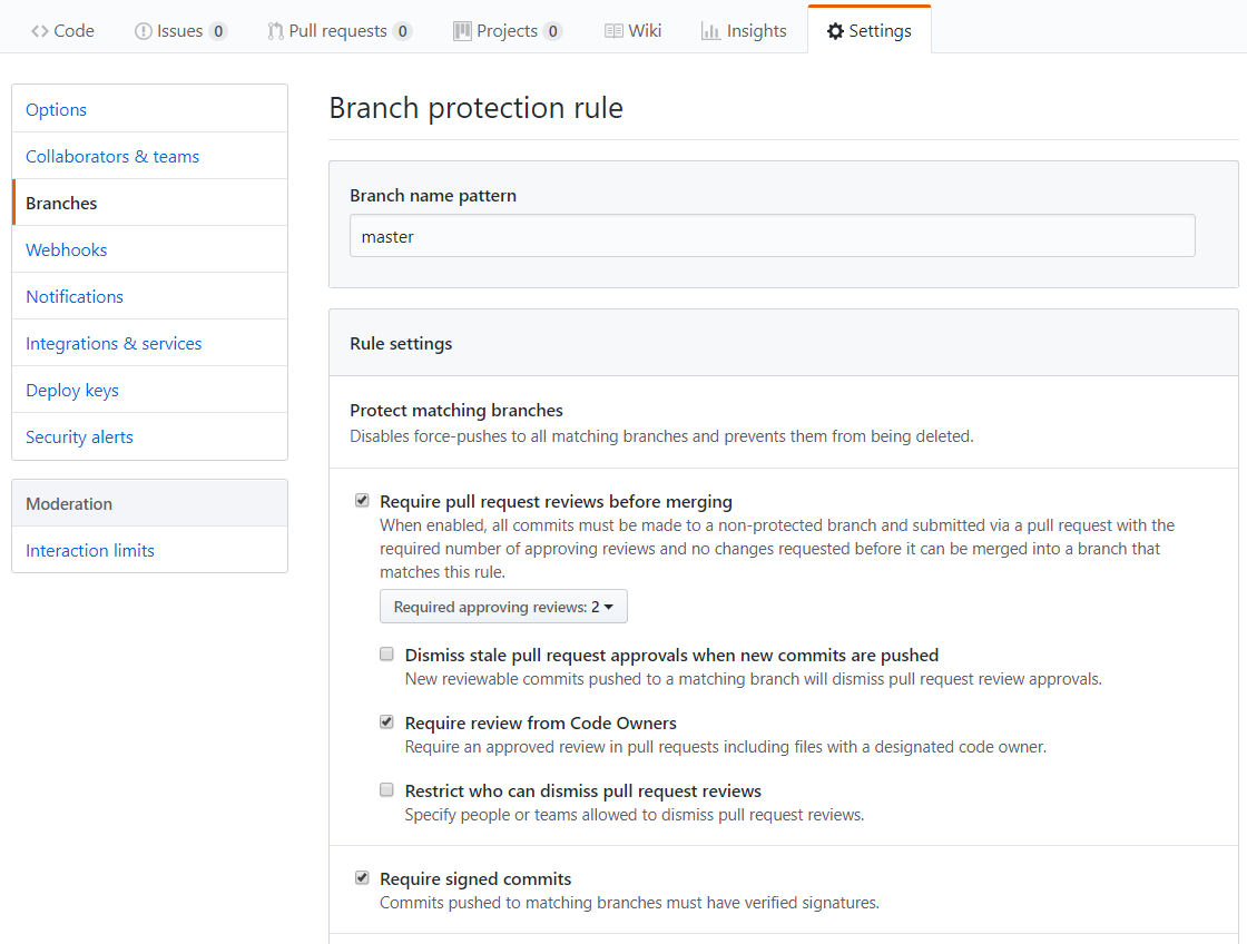 Keeping your GitHub code secure